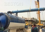 Waste Plastic to Fuel Oil Machine